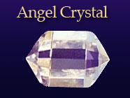 healing angel crystal