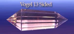 vogel crystal 13sided